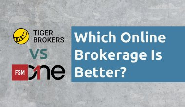 Tiger Brokers vs FSMOne