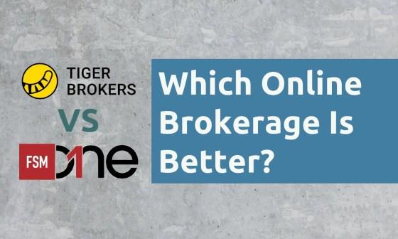 Tiger Brokers vs FSMOne