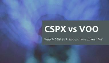 CSPX vs VOO