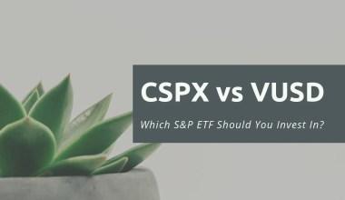 CSPX vs VUSD