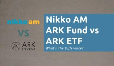 Nikko AM ARK vs ARK ETF