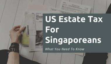 US Estate Tax Singapore