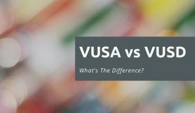VUSA vs VUSD