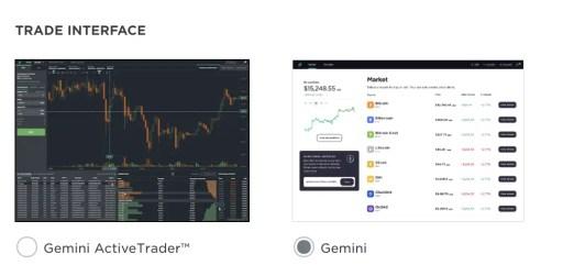 Gemini Active Trader Activate 3