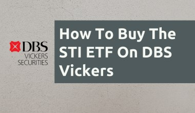 How To Buy STI ETF On DBS Vickers