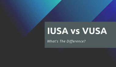 IUSA vs VUSA