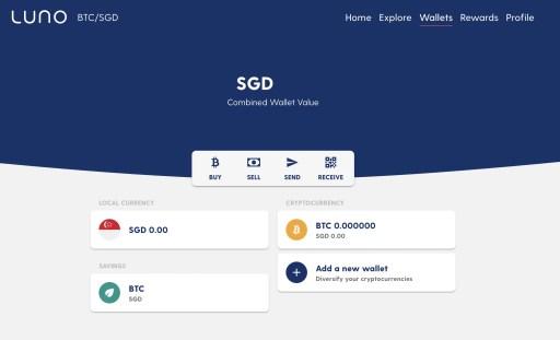 Luno Web Platform