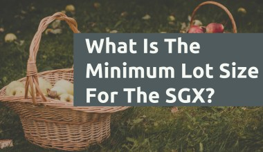 SGX Minimum Lot Size