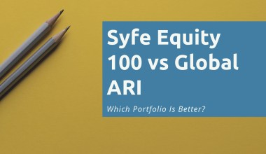 Syfe Equity 100 vs Global ARI