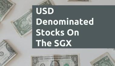 USD Denominated Stocks On SGX