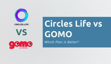 Circles Life vs GOMO