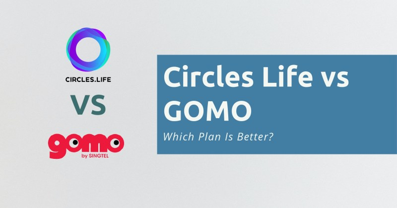 Circles Life vs GOMO