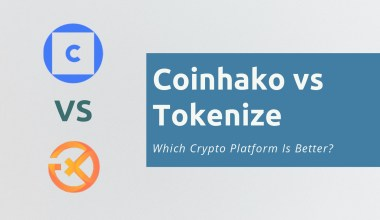 Coinhako vs Tokenize