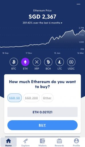 Luno Buy Ethereum
