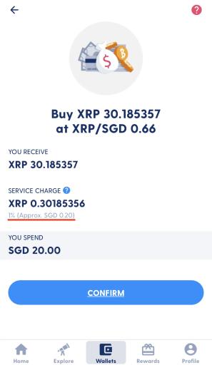 Luno Instant Buy XRP