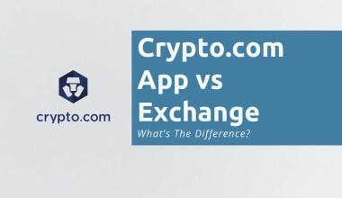 Crypto.com App vs