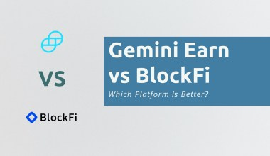 Gemini Earn vs BlockFi