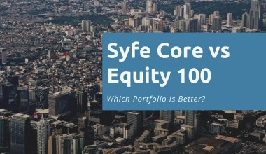 Syfe Core vs Equity 100