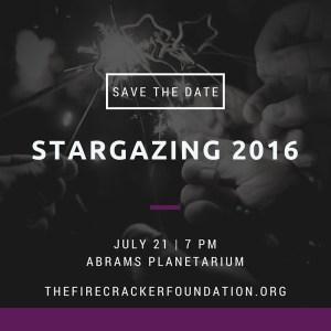 Stargazing 2016