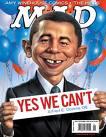 Obama on Mad Mag