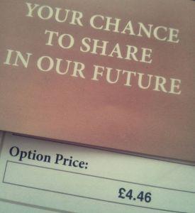 Share Save Scheme