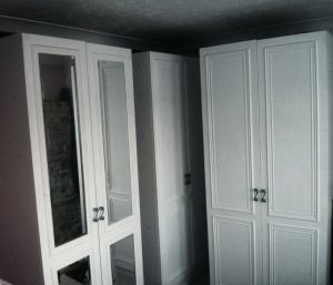 house - wardrobes