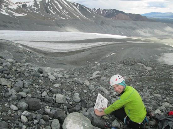 Gulkana-Glacier