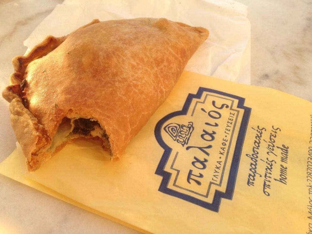 Palaios Bakery: Plaka, Milos, Greece