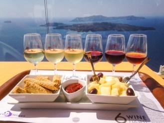 Santo Wines Winery: Santorini, Greece