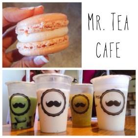 Mr. Tea Cafe: Honolulu, HI