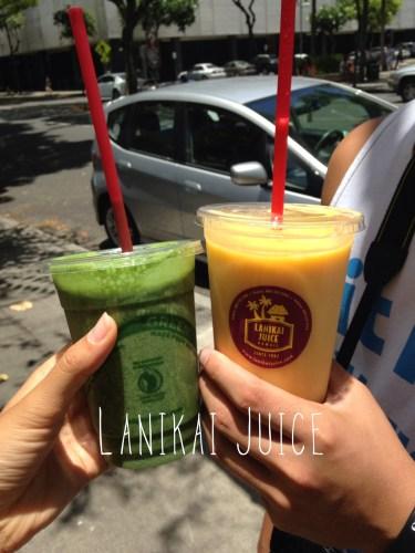 Lanikai Juice: Kailua, HI