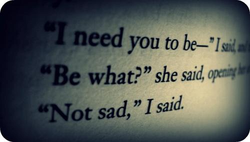 not-sad