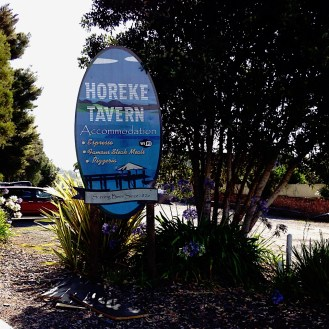 All signs point to the Horeke Tavern!