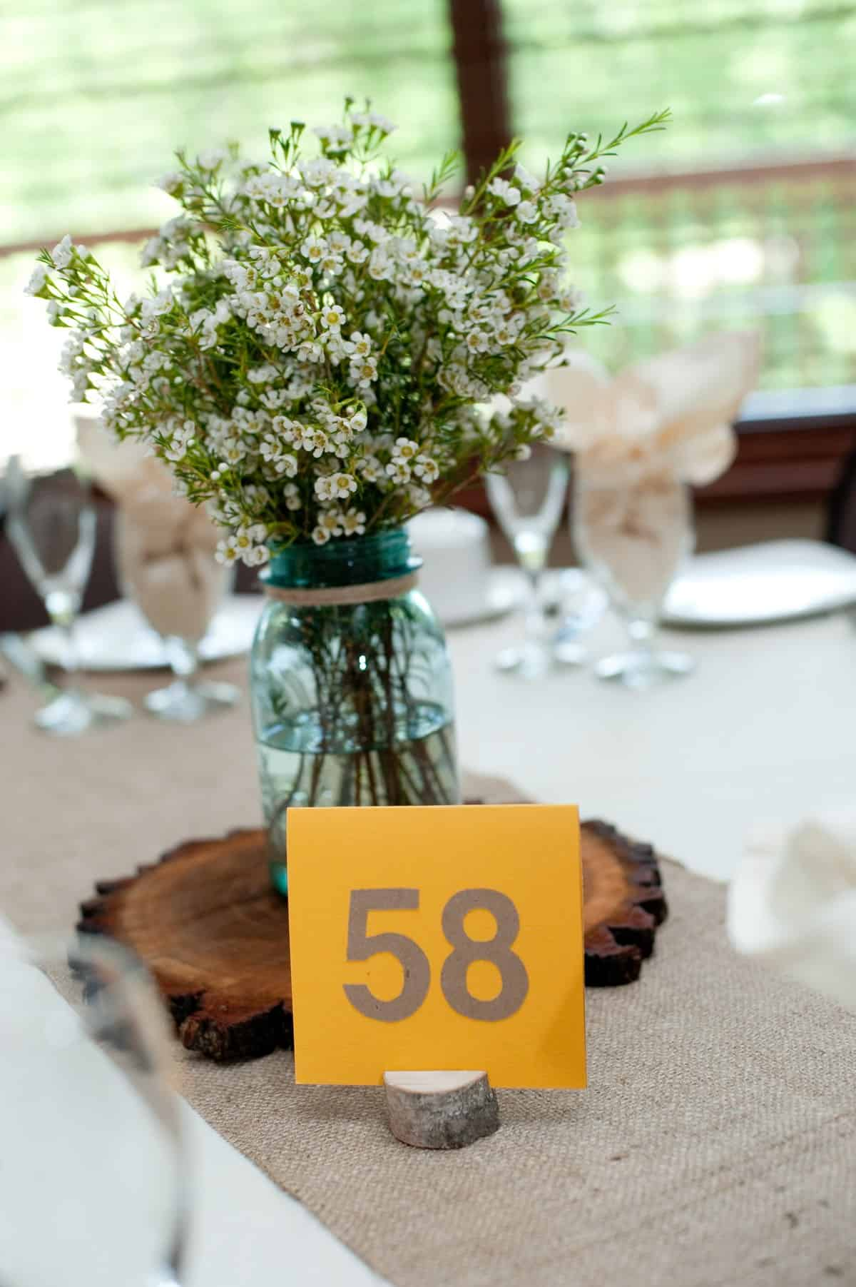 Rustic Wedding Decor | The First Year on Rustic Traditional Decor  id=64217