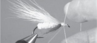 how to tie flies 9