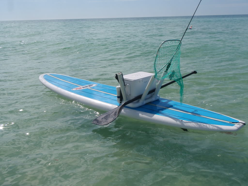 The Fishing Sup Professional Angler Talks About Paddle