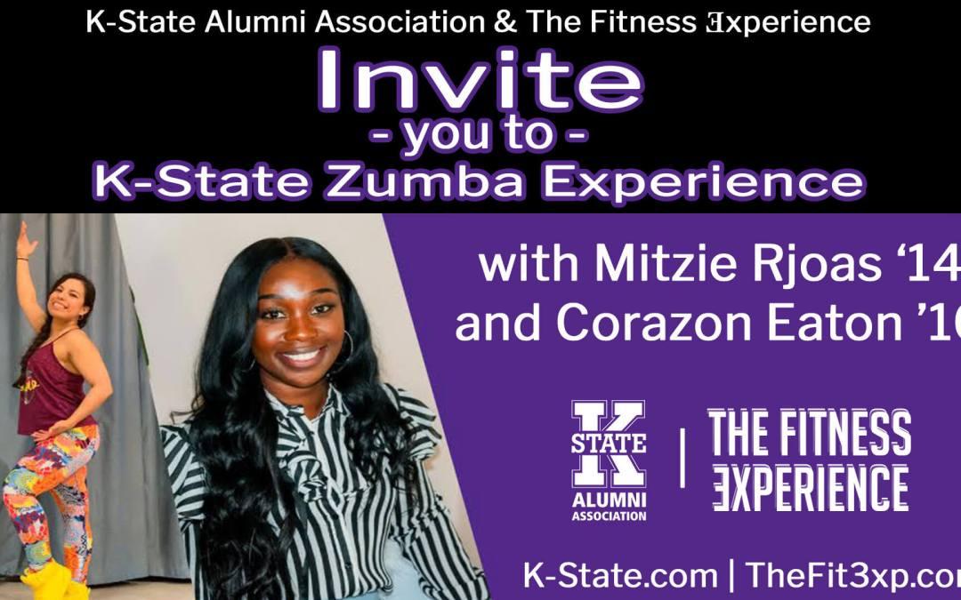 K-State Alumni Zumba 3xperience
