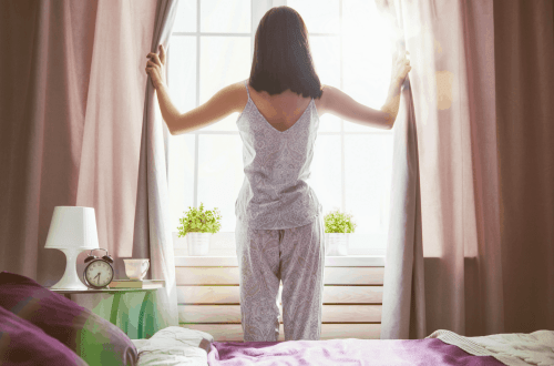 Having an early morning routine can help you achieve career success.
