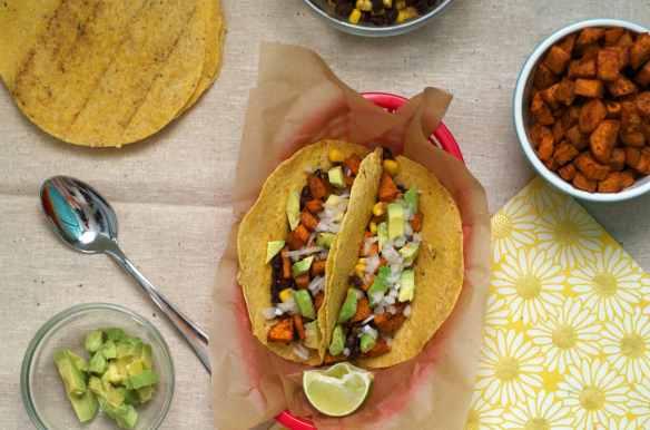 Sweet Potato Tacos