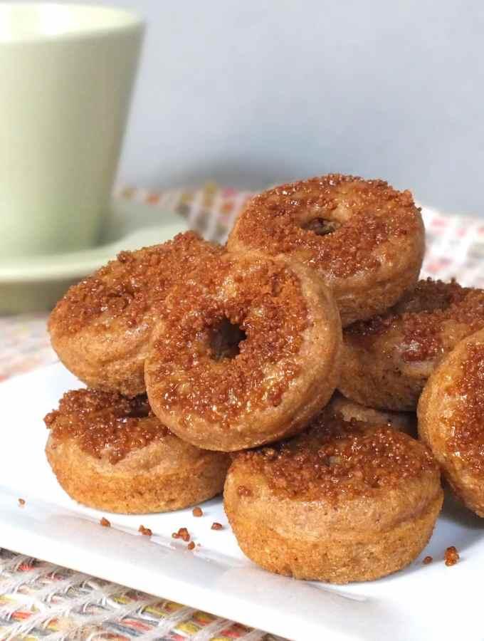 Quinoa Cake Donuts