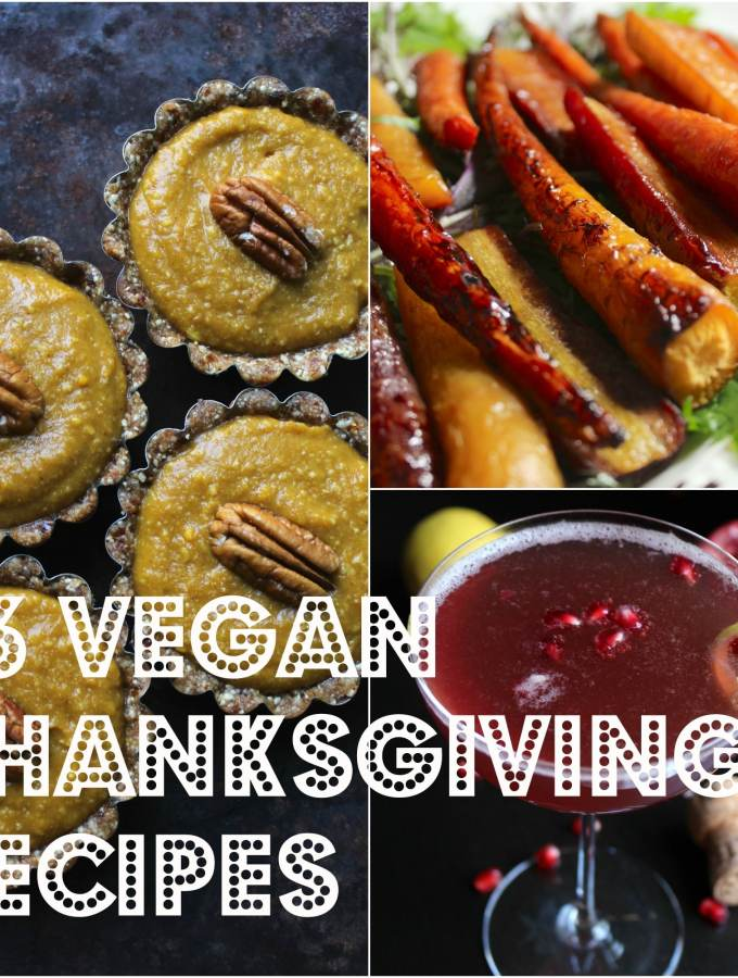 16 Vegan Thanksgiving Recipes That Everyone Will Love