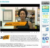 In the Zone: Skills and Drills (BIT) | Sports Magazine TV Feature | Fall 2012 Series