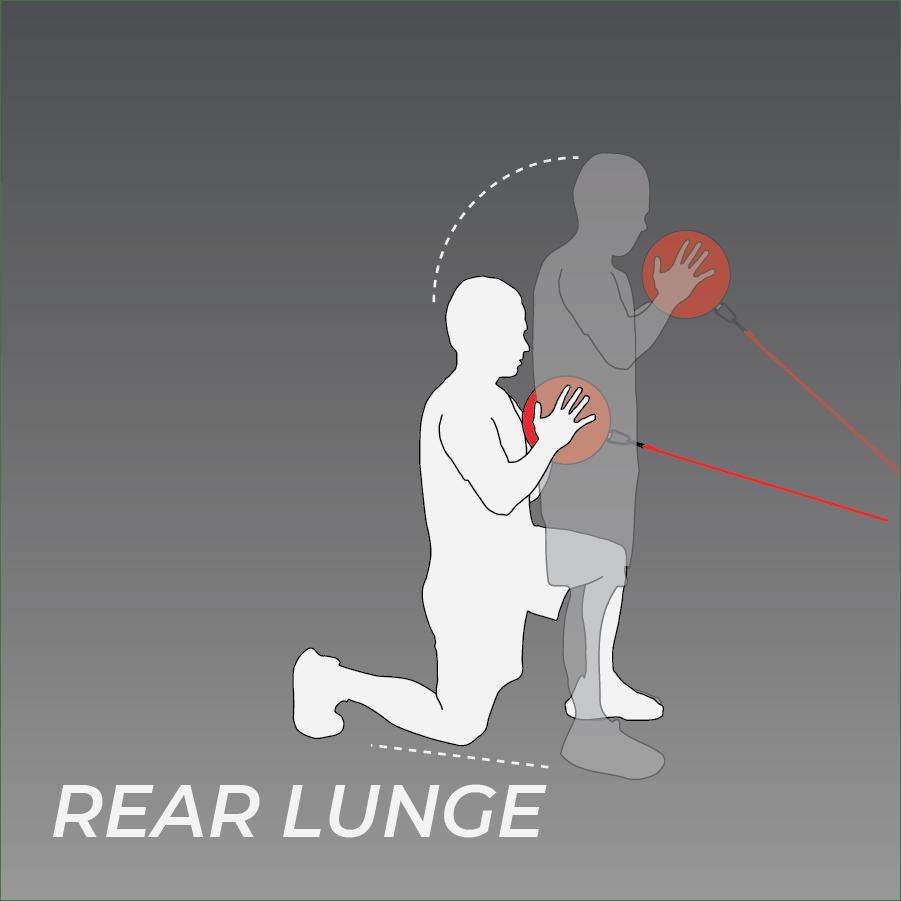 Rear Lunge