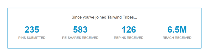 Tailwind Tribes Insights