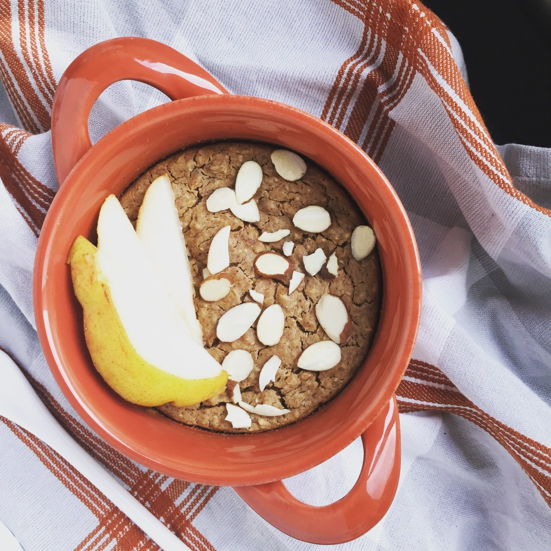 » Creme Brulee Crunch Baked Oatmeal (Gluten Free, Dairy ...