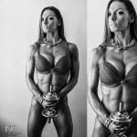 Nadine Kerastas IFBB Bikini Thumbnail
