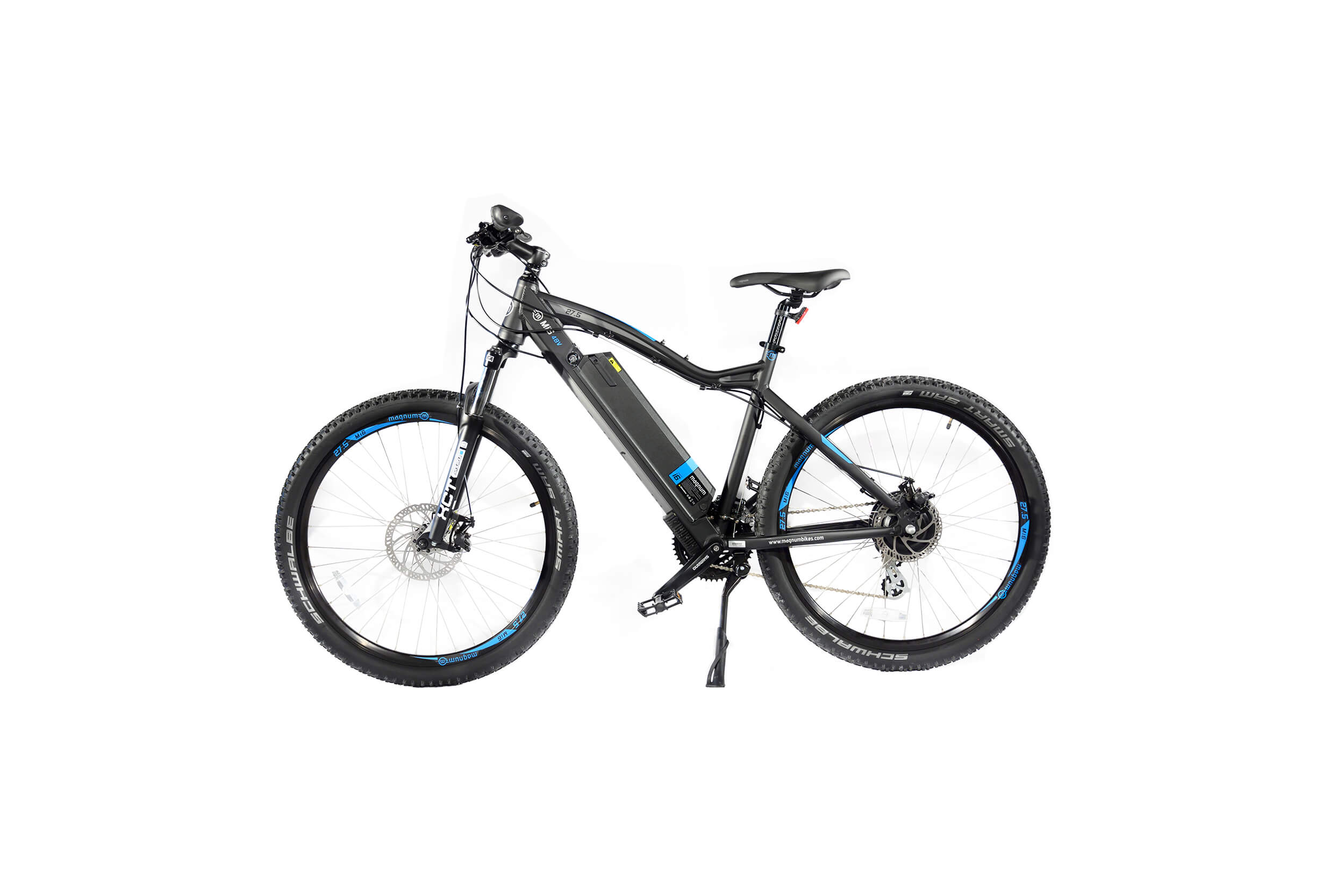 Magnum Mi6 Electric Bike Available At The Fitness Market