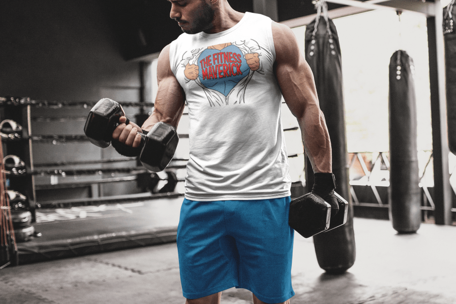 A hard-hitting way to do bicep hammer curls The Fitness Maverick