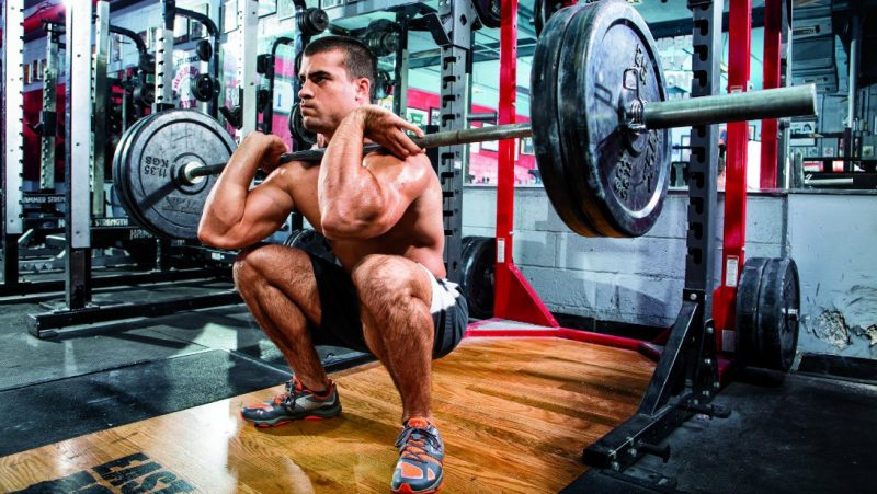 Build Quads of Steel   5 Effective Front Squat Variations! The Fitness Maverick
