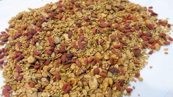 Meal Prep: Maple Cinnamon Buckwheat Granola The Fitness Maverick